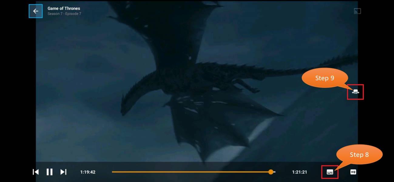 game of thrones season 7 episode 1 subtitle